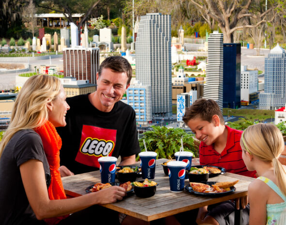 WINTER HAVEN, FL â?? LEGOLAND Florida provides interactive entertainment for families with children ages 2-12 . (PHOTO/LEGOLAND Florida, Merlin Entertainments Group, Chip Litherland).